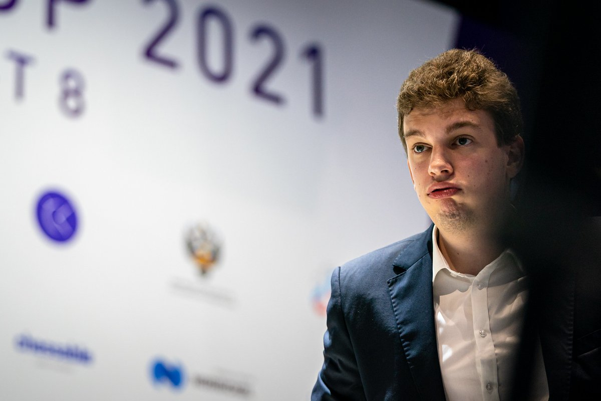 "test Twitter Media - ""Did he realise what just happened? He beat Magnus Carlsen with Black!"" - #FIDEWorldCup commentator Almira Skripchenko. https://t.co/NX5ivRR8fZ"