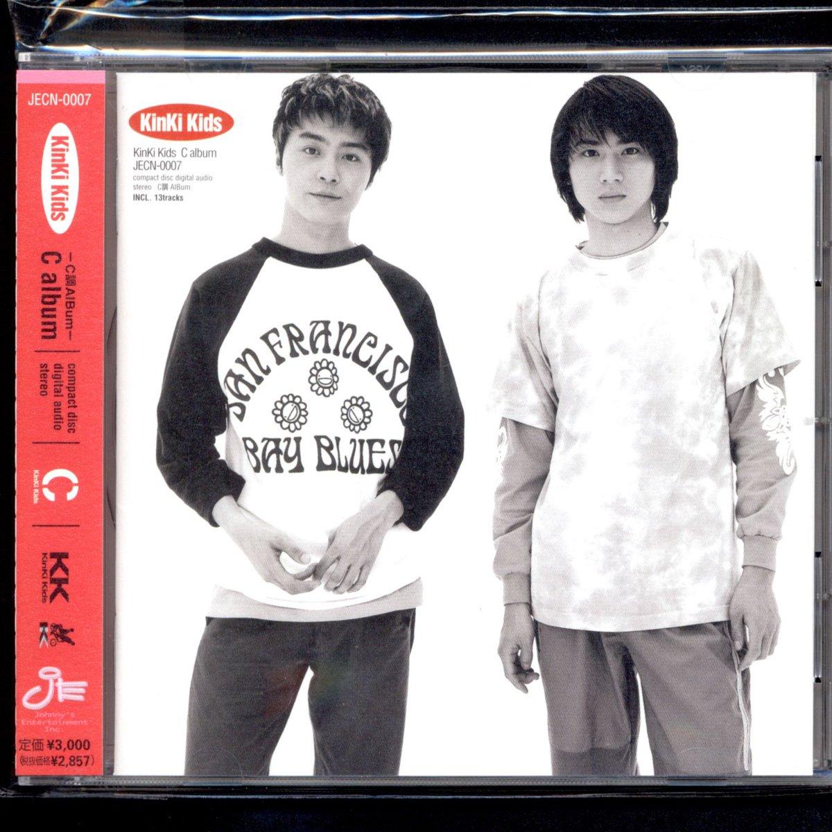 test ツイッターメディア - やめないで,PURE(Album Version) / KinKi Kids #nowplaying   作詞:伊達歩(伊集院静) 作曲:筒美京平  1999年8月4日発売「C album」より https://t.co/Fl7Ogpjj0I