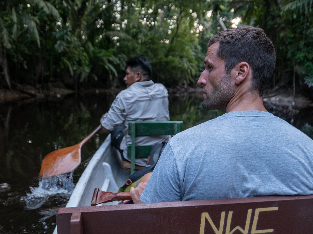 Have you been following @pedroandradetv on his journey through the #UnknownAmazon? Don't miss the next episode where Pedro digs into the dangerous world of #Amazonian gold mining. @VICETV Tuesday at 10p https://t.co/xU98OAW7FA