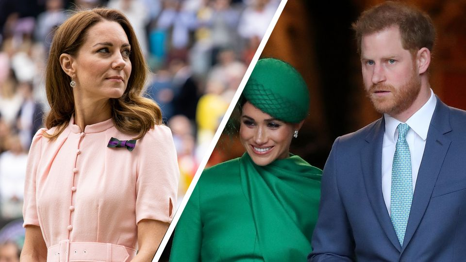 Royal feud! Prince William & Kate Middleton's message: 'we're not backing down'