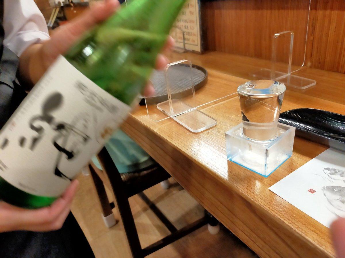 test ツイッターメディア - 今日は昼間に水分を十分補給したので最初から日本酒ちびちび。 〆張鶴の純は神田におもだかやがあった頃はよく飲んだよなぁ。 https://t.co/geDIA45iYy