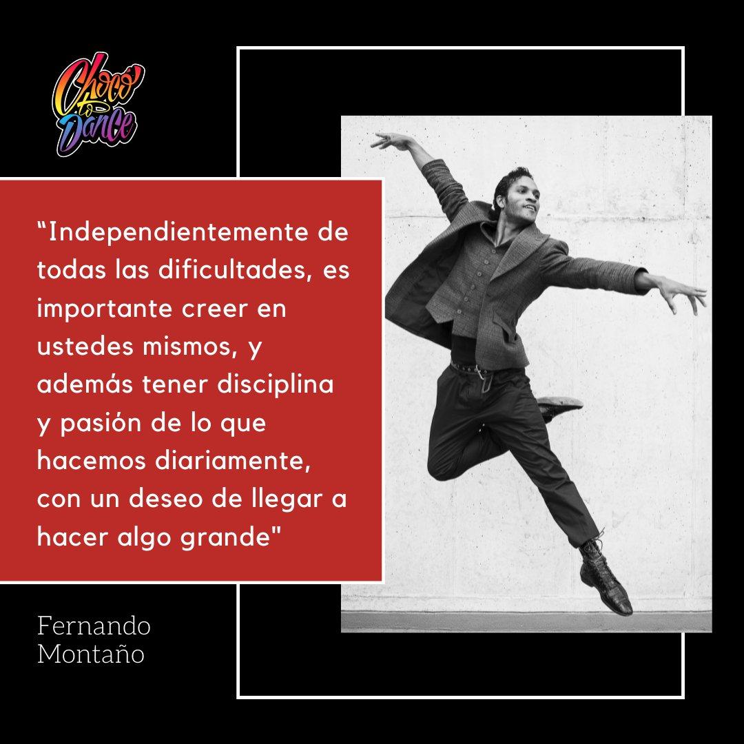 test Twitter Media - El bailarín de #ballet colombiano, Fernando Montaño fue uno de los invitados en el Salsaton 2021 de The Latin America Show, allí invitó a todos los baibailarines a ser la mejor versión de ellos mismos, ser más #creativos, salir de la zona de confort y tener el deseo de brillar. https://t.co/Wv9n49WBbj