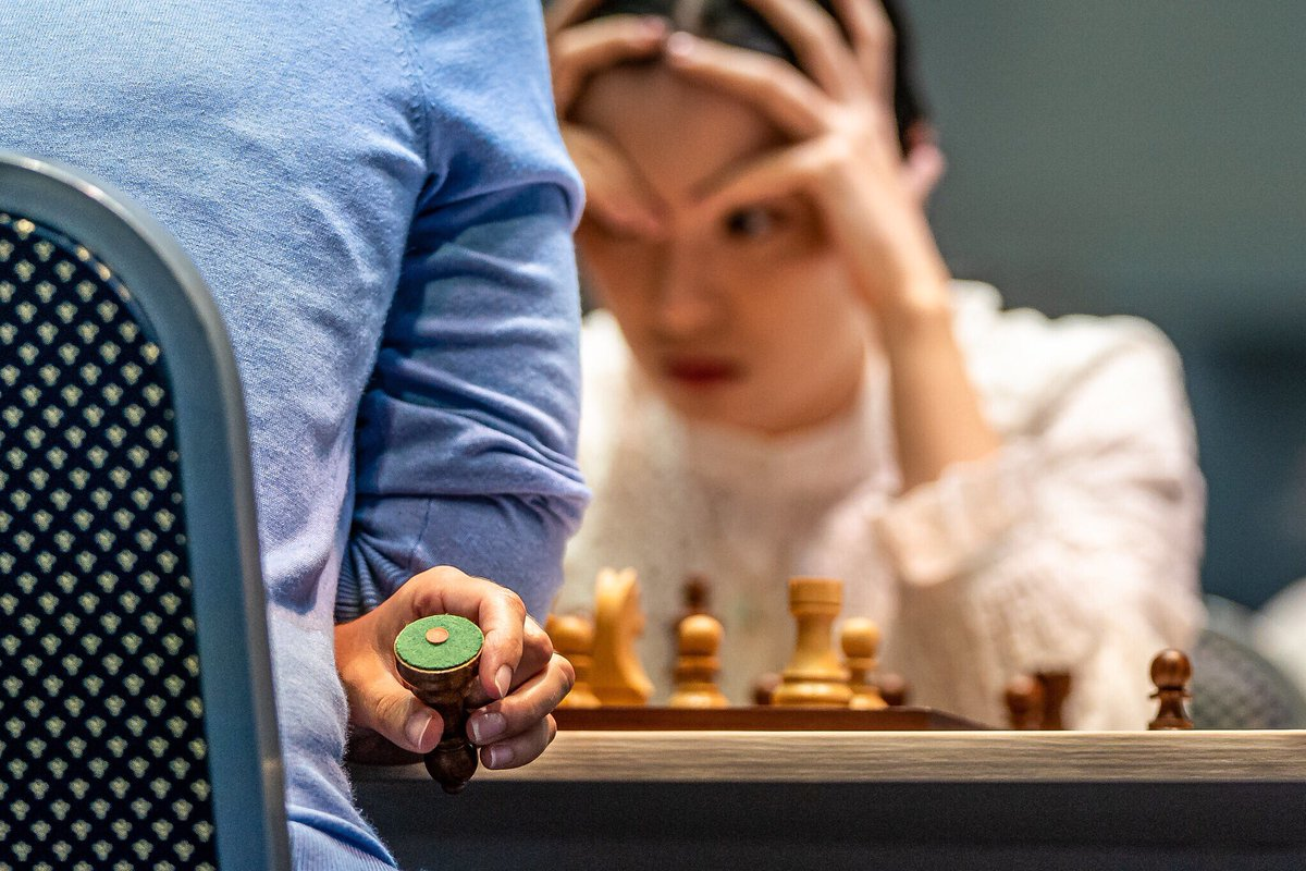 test Twitter Media - The first of the 10+10 Rapid tiebreaks just ended. Dzagnidze, Saduakassova, Esipenko, Durarbayli and Karjakin won their games and are one step closer to Round 5. #FIDEWorldCup https://t.co/U2oigdL4NN