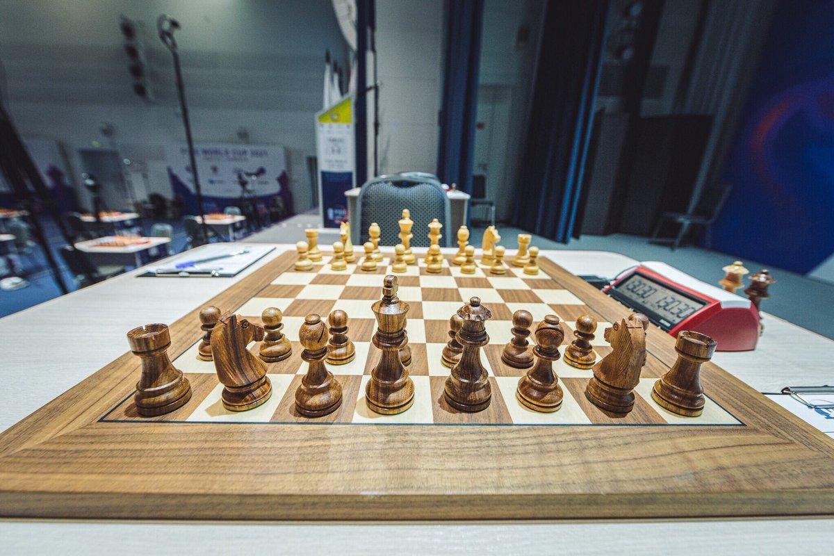 test Twitter Media - Here are Women's Quarterfinals matches:  🇷🇺Goryachkina - 🇰🇿Saduakassova  🇬🇪Dzagnidze – 🇺🇦Muzychuk A.  🇷🇺Kosteniuk - 🇷🇺Gunina  🇨🇳Tan - 🇷🇺Lagno  #FIDEWorldCup https://t.co/8eMo1acIng
