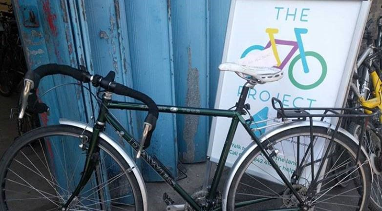 test Twitter Media - [NEWS] The Hampton Bike Project at Hampton Methodist Church are currently seeking donations of second-hand bicycles of all conditions to be donated to help get refugees and asylum seekers cycling.   Find out how to donate: https://t.co/69ZHAKWjjw https://t.co/qhEsW4lFZu