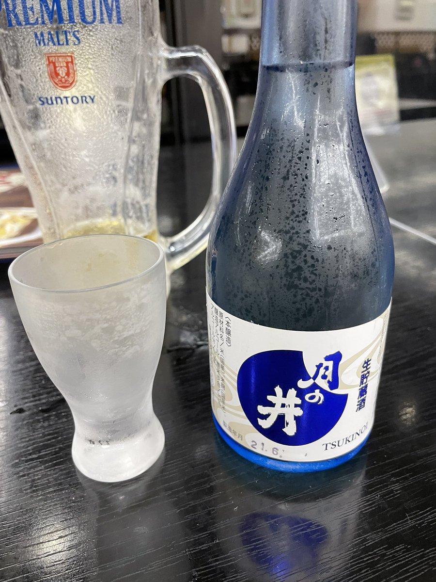 test ツイッターメディア - 普段カツオは焼酎を合わせるんですがやっぱり大洗で食べるカツオは日本酒が…月の井が最高なんだわ https://t.co/LQSqDkwg9f