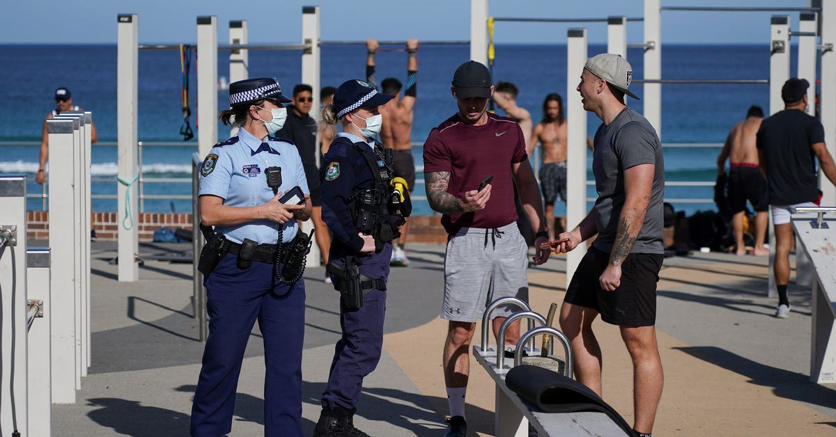 Sydney lockdown extended by four weeks as Australia COVID-19 cases spike