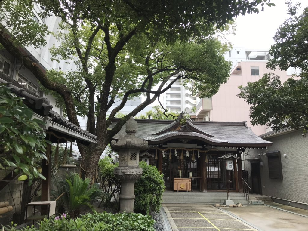 test ツイッターメディア - 今日は、サムハラ神社へ参拝 先日、岡山の奥の院に参拝したので… こちらには、日頃の御礼に… おみくじには、平穏が1番!みたいな事が書いてあり、感謝です。 ありがとうございます💕  #大阪 #サムハラ神社 #御朱印 https://t.co/ncAfq0mHm5