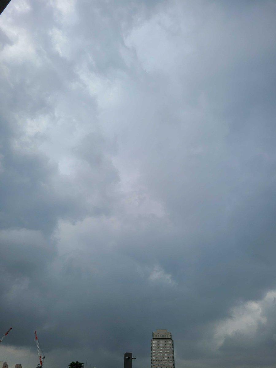 test ツイッターメディア - おはようございます♪ ゲソてん事務局です♪  今日の東京の空は もくもくもくもく曇り空☁️ 少し暑さは和らいだかなぁ~  とはいえ、水分をしっかり補給して、熱中症にはお気を付けくださいねぇ~💪  #企業公式が毎朝地元の天気を言い合う   #企業公式夏のフォロー祭り  #ゲソ活 https://t.co/0jM4Ik3Rra
