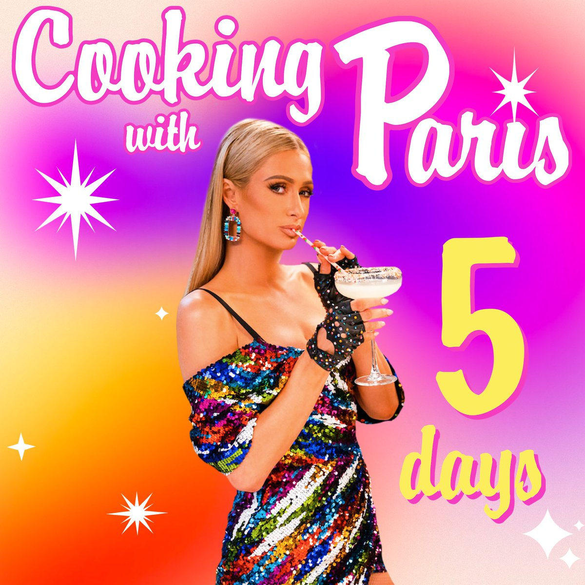 Who's ready for #CookingWithParis?? @Netflix August 4th ????????✨ https://t.co/uBoVCPLcvV