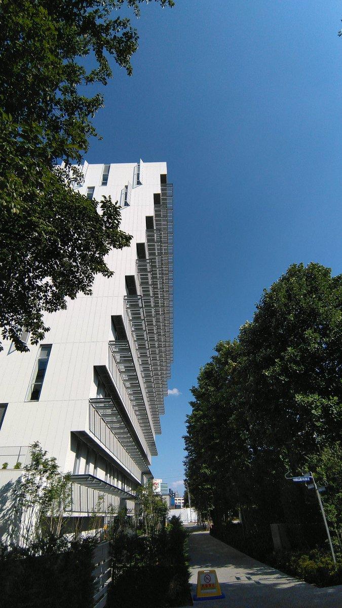 test ツイッターメディア - 東洋大学 赤羽台キャンパス お洒落すぎて意味わからないです。 失礼ながら赤羽とは思えない。 https://t.co/nP5TPnfTjP