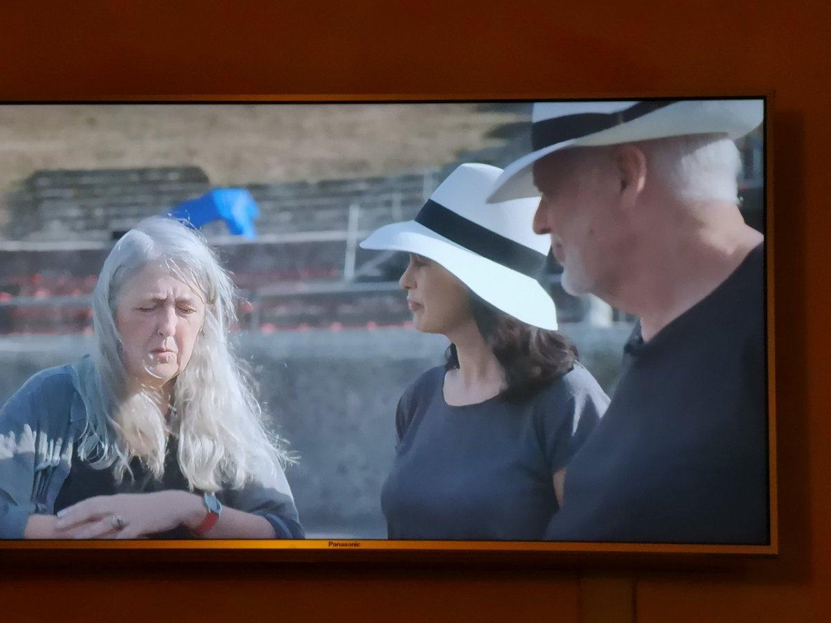test Twitter Media - Eravamo Mary Beard, David Gilmour e... Io no. #Pompei https://t.co/d77RsNUMCm