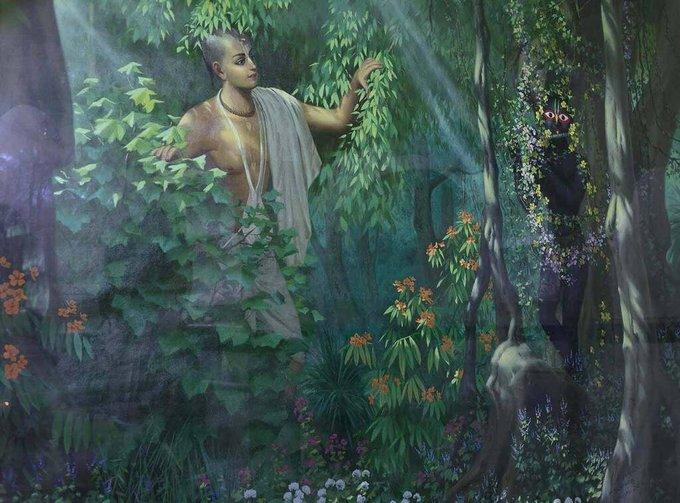The original Radha Vinoda, the Deities of Lokanatha Goswami (Album of photos)Sri Lokanatha Gosva....