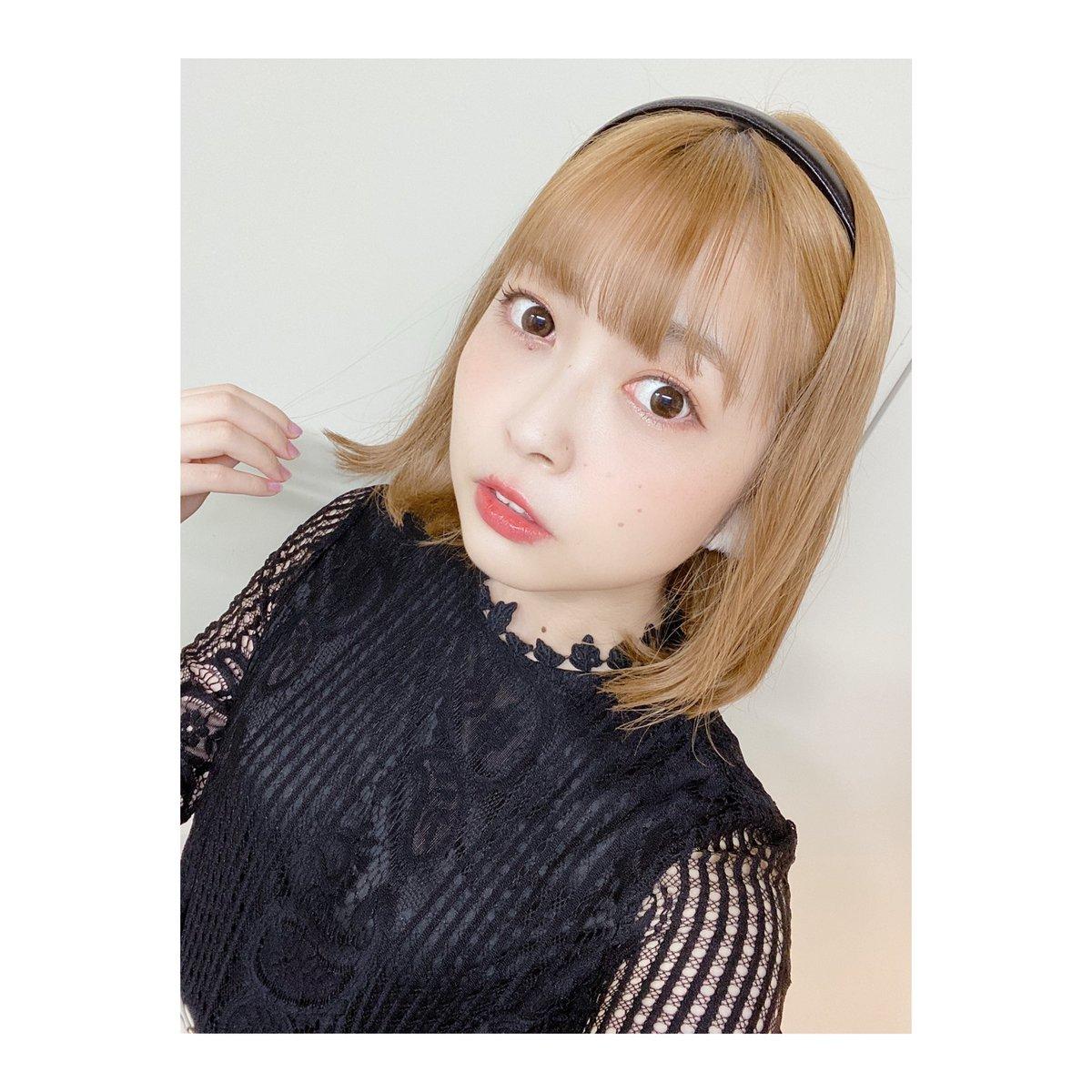 吉岡茉祐の8月2日のツイッター画像