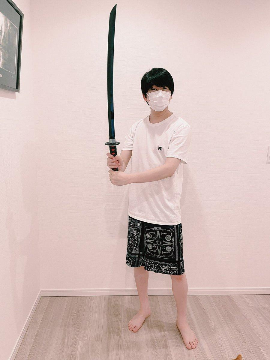 花江夏樹の8月2日のツイッター画像