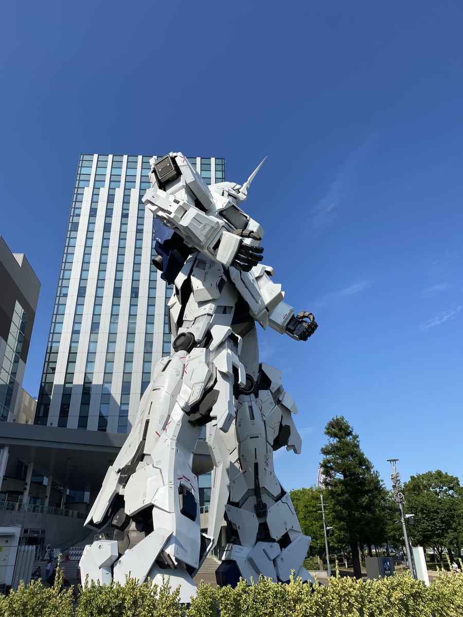 test ツイッターメディア - #ガンダムインフォボックス 2021年の夏のガンダムの思い出。 4Dで映画観た!お台場ガンダム行った!!横浜ガンダム行った!!!νガンダム作ってアクシズを押し出した!!!! https://t.co/niEPIQFpTE