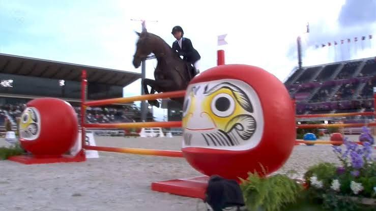 test ツイッターメディア - 決勝では使われなかったようだけどインパクトあるなw 東京競馬場の竹柵の横に置いてほしい。 https://t.co/EvjvaQ1fUs