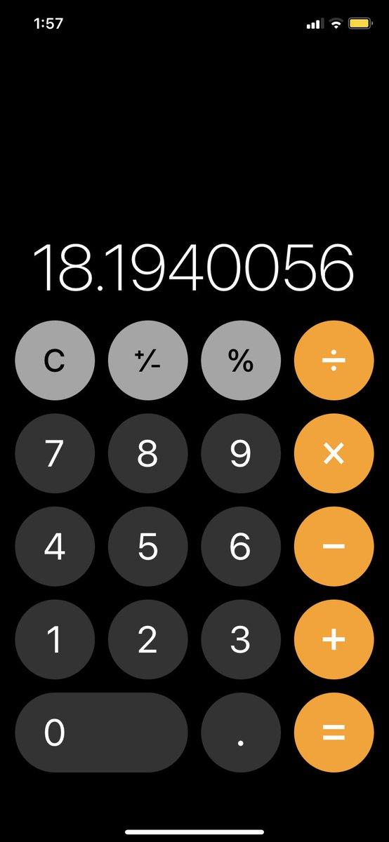 test ツイッターメディア - 最近、一日一食の日も多かったからまさかと思って久々に体重測ってBMI出してみたら…… (18.5よりは落ちんようにしとったのに……) https://t.co/df0w7p1xq7