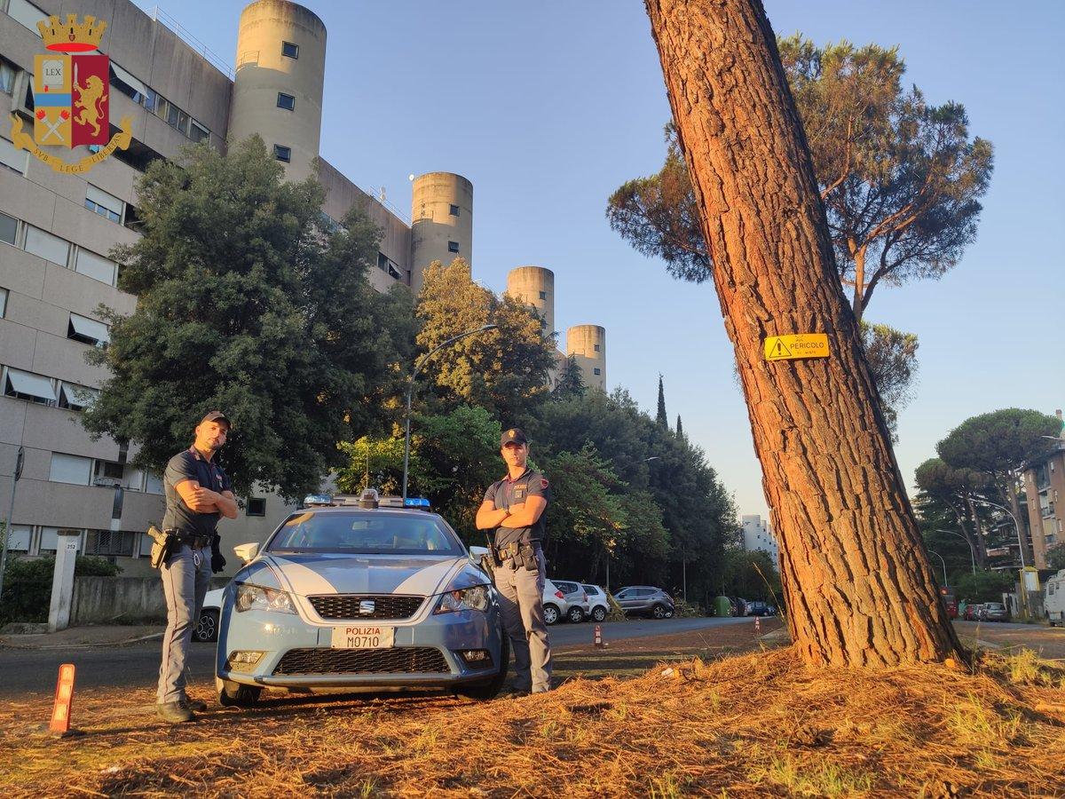 test Twitter Media - Buongiorno e Buon Ferragosto.. #questuradiroma #poliziadistato #essercisempre https://t.co/BwLVzAly24