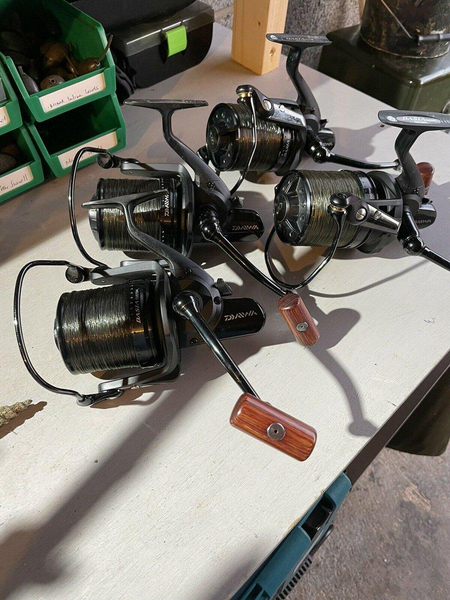 Ad - Daiwa Basia Custom Reels X4 On eBay here -->> https://t.co/pMibiWKyP2  #carpfishing #fish