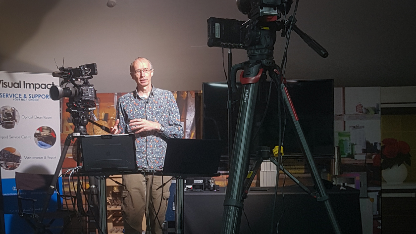 Thanks to everyone who attended our Sony FX6 Masterclass Live Stream with Alister Chapman yesterday. If you missed it the recording is now available at the link below.