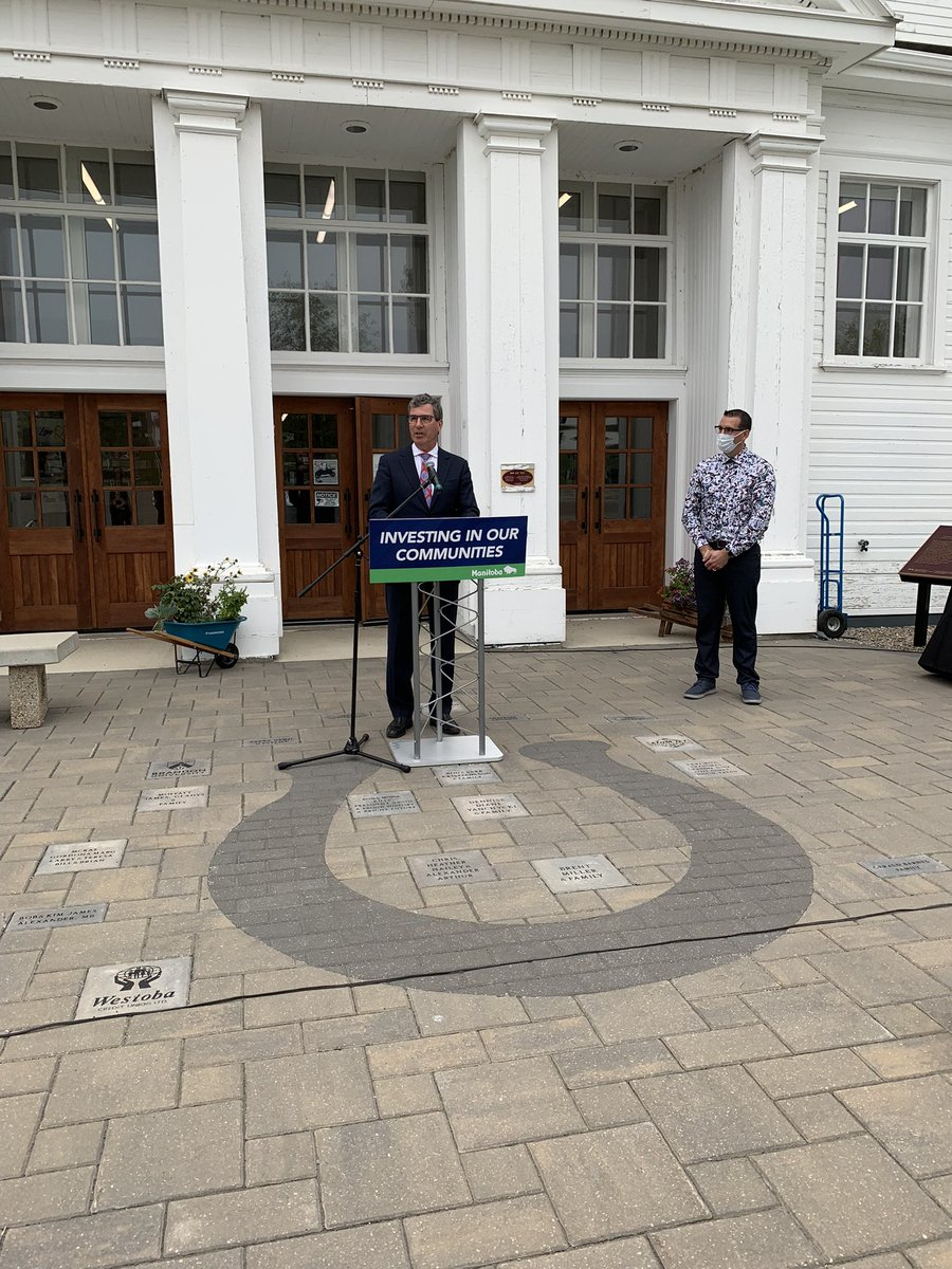 test Twitter Media - Today our government announced up to $500,000 in matching funding to the Provincial Exhibition of Manitoba (PEM) to support the long-term viability and sustainability of the historic Dome Building. We are committed to the conservation and sustainability of our heritage buildings. https://t.co/8quHT3a1VK