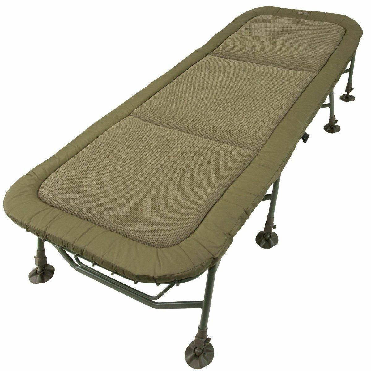 Ad - Trakker RLX 8 Leg Bedchair On eBay here -->> https://t.co/nYET33f8jW  #carpfishing #fishi