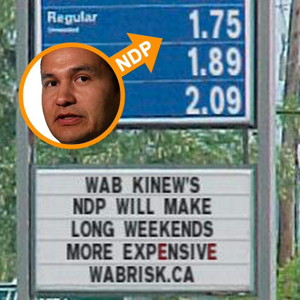 test Twitter Media - Yikes. Wab Kinew and the NDP support Justin Trudeau's made-in-Ottawa rising carbon tax -- but they don't think it's high enough!!   https://t.co/gC9kMO0Sng  #mbpoli #WabRisk https://t.co/ncGRZgdViV