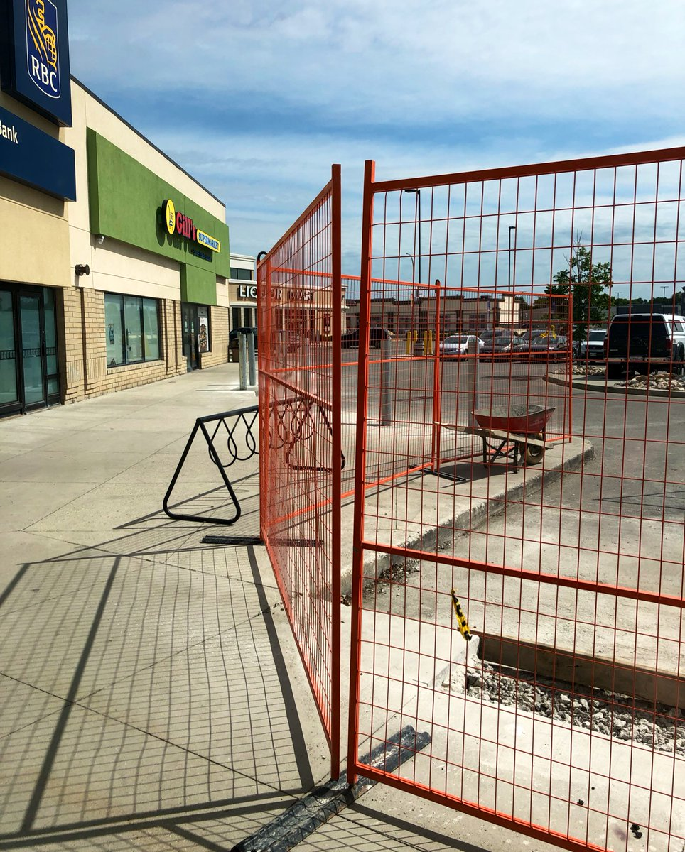 test Twitter Media - The view from my office today!  Bollards are going in along the sidewalks to keep the offices & businesses safe from accidents involving motorized vehicles.  We are still welcoming constituents while the construction is occurring. #mbpoli #safety https://t.co/EEk0AWYXbj