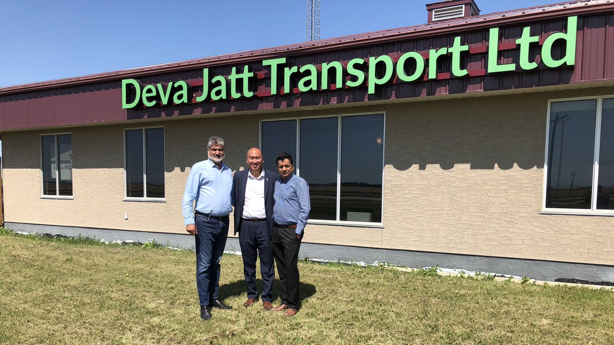 test Twitter Media - Enjoyed my visit and tour at Deva Jatt Transport, a successful freight forwarding service operation that has been in business for 10+ years and gainfully employing over 100 personnel in our province. 🚛🚛🚛 https://t.co/UpzMI7O1mT