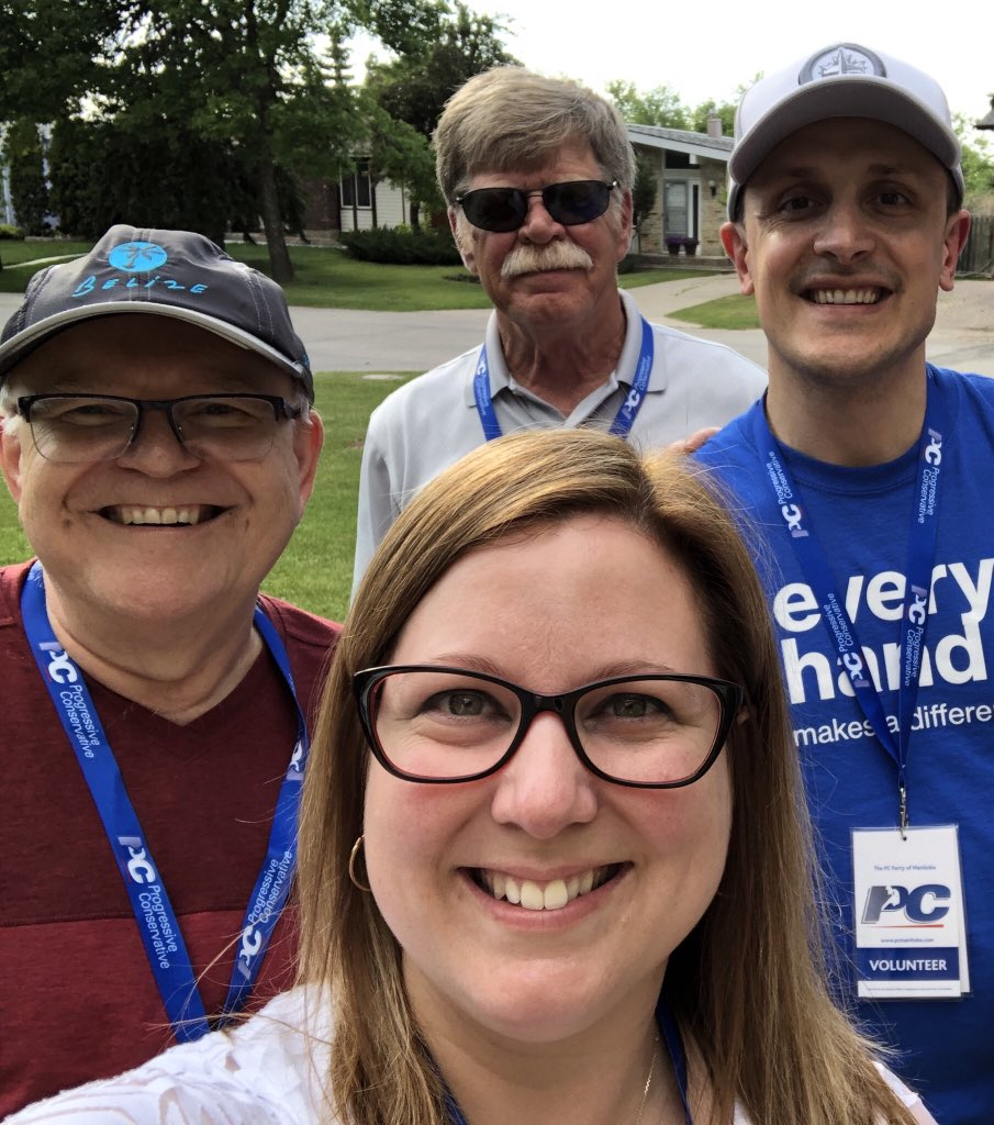 test Twitter Media - The mosquitoes were out with us at the doors, so bug spray is on the list for canvassing kits next time!😁 Thanks to my volunteers who helped make tonight a success! #awesome #volunteers https://t.co/CWxRzp6nUf
