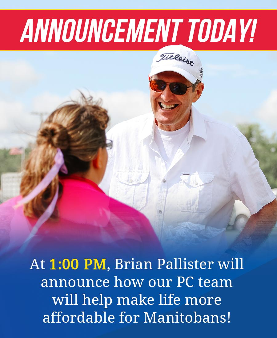 test Twitter Media - Big news coming later today!   Check out our Facebook page at 1 PM: https://t.co/KvAK3jUvKs  #mbpoli #BetterMB https://t.co/GLTbUflvf5