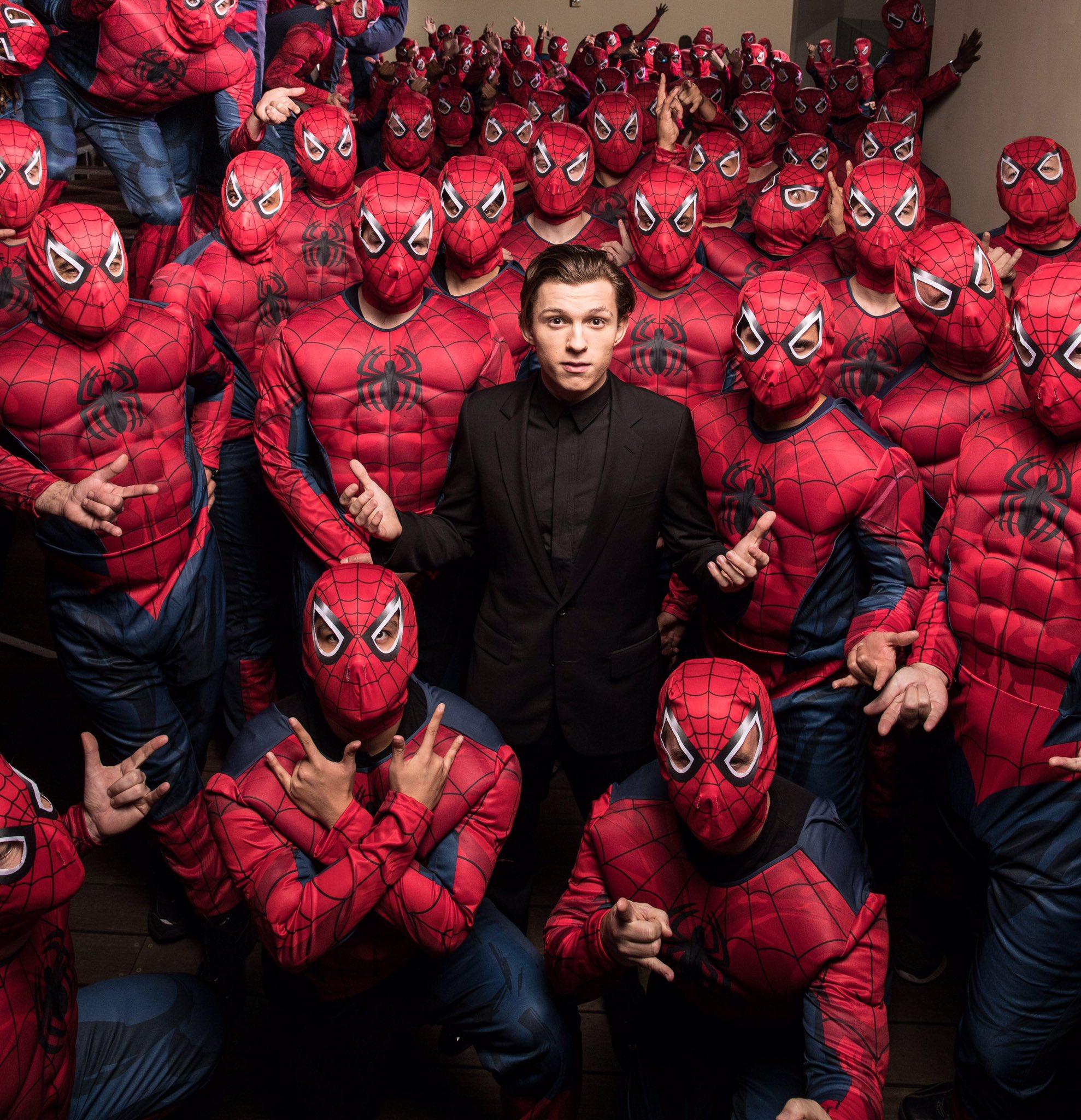 Happy #SpiderManDay! https://t.co/eRQlOyk0OS