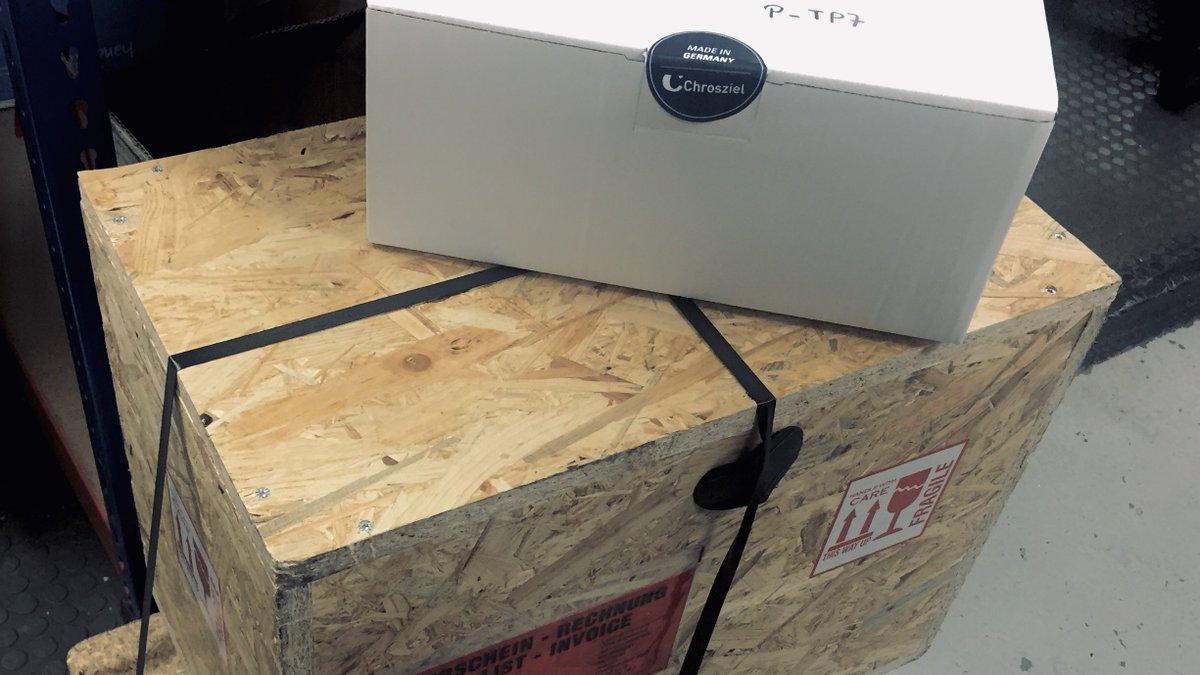#Chrosziel's new flagship TP-7 lens projector for full frame lenses, now delivering, at last!