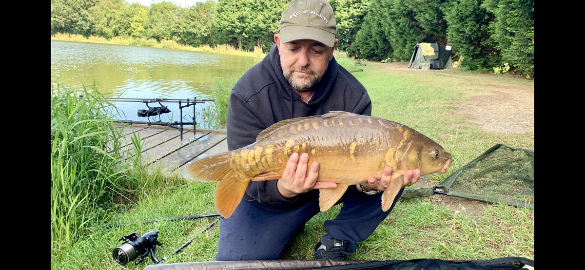Pretty one <b>Today</b> #carpfishing https://t.co/uJaZvZZMZV