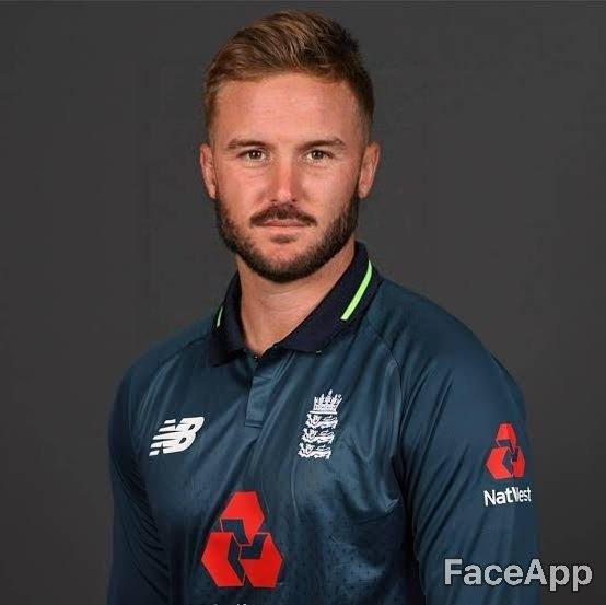 @englandcricket @JasonRoy20 Happy birthday to you Mr.England's Lion JASON ROY 🌹🌹🌹🌹🌹🦁🥞 https://t.co/OIMJLFfh4c