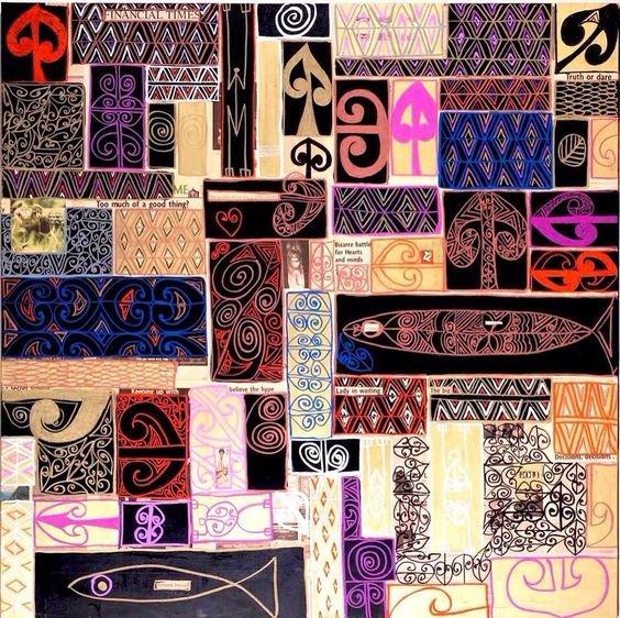 RT @womensart1: Tracey Tawhiao, Māori artist who is part of the Māori art revival movement in New Zealand #womensart https://t.co/ZqMAvCFIFQ