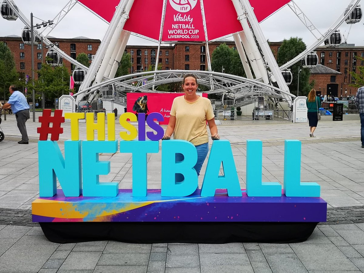 RT @NetballinOxon: After an amazing 10 days of netball why not come and join me at Walking Netball or Back to Netball tonight in Bicester. #BiggestSummerofNetball
