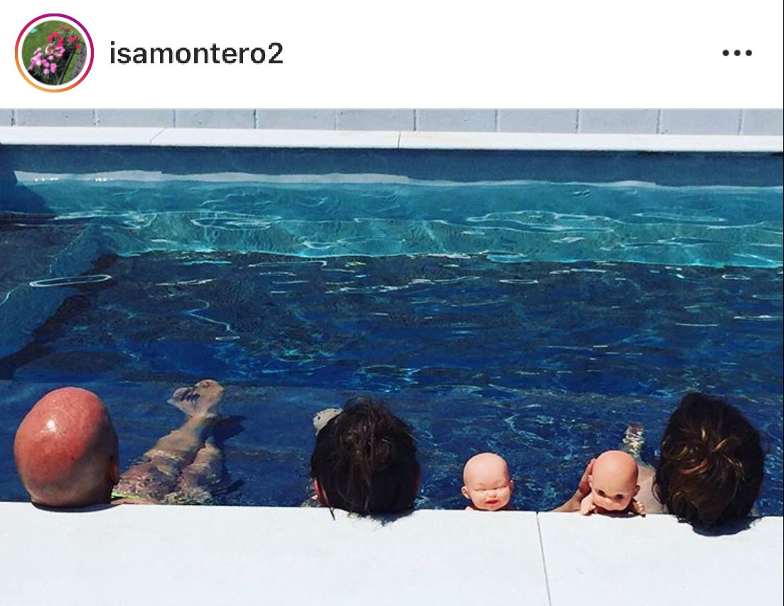 RT @juegaterapia: Instagram se llena de pelones al sol ¡Gracias, Isa! 💙 #BabyPelonesJT #FelizVerano https://t.co/ossljgi2Qx