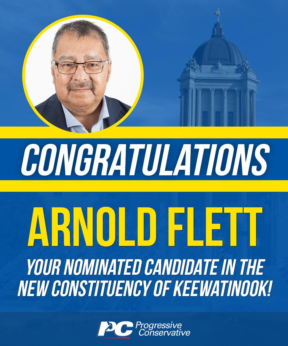test Twitter Media - Arnold, a past Chief of Garden Hill First Nation, currently serves as counsellor in the area of mental health & treatment services in Northern Manitoba. Congratulations, Arnold!  https://t.co/J8AesCD64d  #mbpoli #BetterMB https://t.co/STrF1gujgD