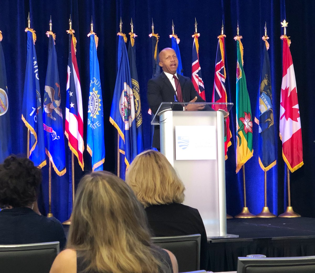"test Twitter Media - ""Hopelessness is the enemy of Justice."" - Bryan Stevenson  Riveting Keynote address this morning on American Justice. Society needs to change its narrative in order to attain a better freedom. #2019MLC https://t.co/KhCcSRZvgU"