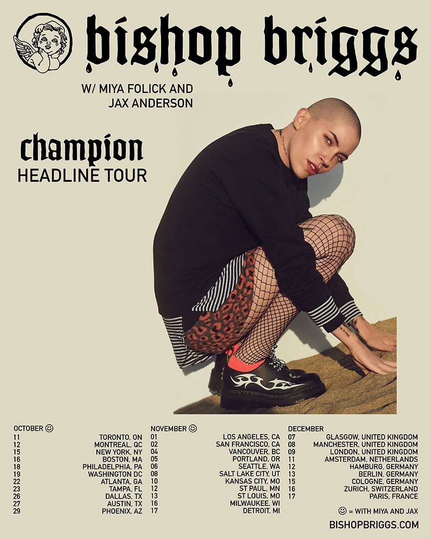 RT @jaxanderson: LOOK AT THIS DREAM TOUR - tix on sale this Friday :)  @thatgirlbishop @MiyaFolick https://t.co/aROPfAHC2Y