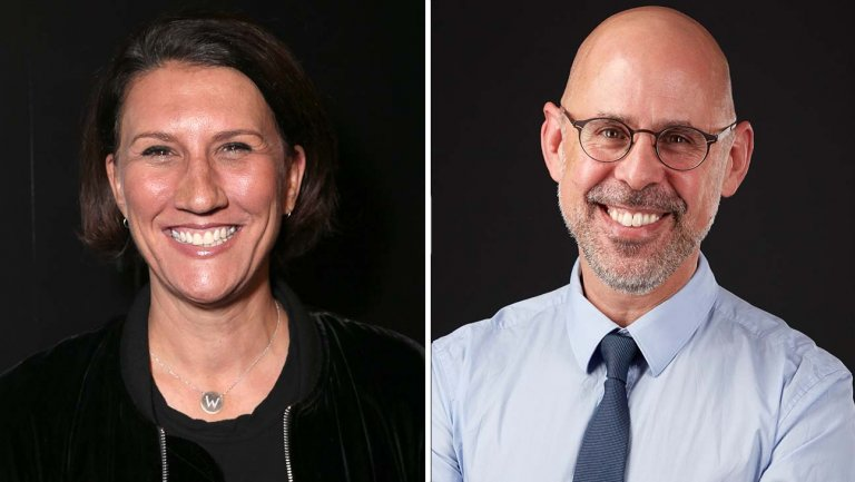 Nickelodeon taps Jenny Wall, Eryk Casemiro for exec posts