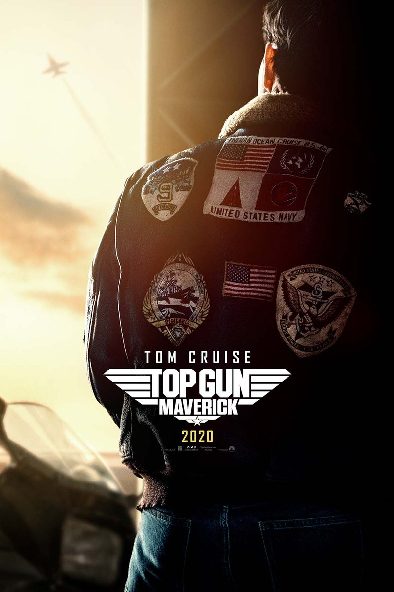 Tom Cruise's jacket in the TopGun2 trailer has sparked some controversy