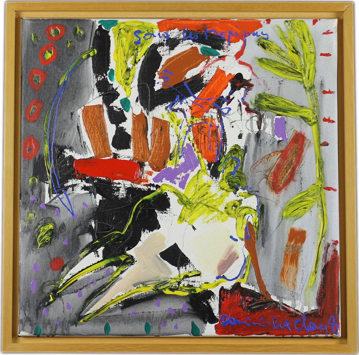 test Twitter Media - Titel La Saison des Pluies Kunstenaar Chan, Dominique Techniek Acryl Ondergrond Doek Buitenmaat (cm) Hoogte / Breedte 55 Binnenmaat (cm) Hoogte 50 / Breedte 50 Staat Uitstekend (ingelijst) Bieden kan tot zondag 28 juli 20.00 uur Link https://t.co/u53LeMXzd7  #art #veiling #kunst https://t.co/chOCtObW5a