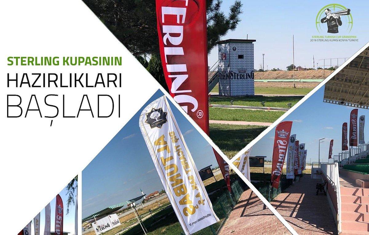 RT @Altunbas_AS: Sterling Cup hazırlıkları başladı #Konya #SterlingTurkishCup https://t.co/3JT23jbtDr