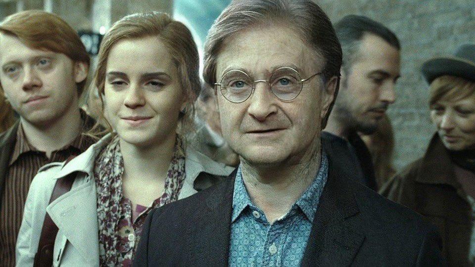 Happy birthday to Harry Potter himself, Daniel Radcliffe.