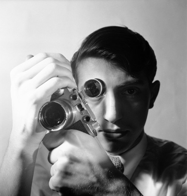 """The goal for the photographer is to be visually articulate.""  - Dennis Stock b. July 24, 1928 https://t.co/97dcHwX4FF"