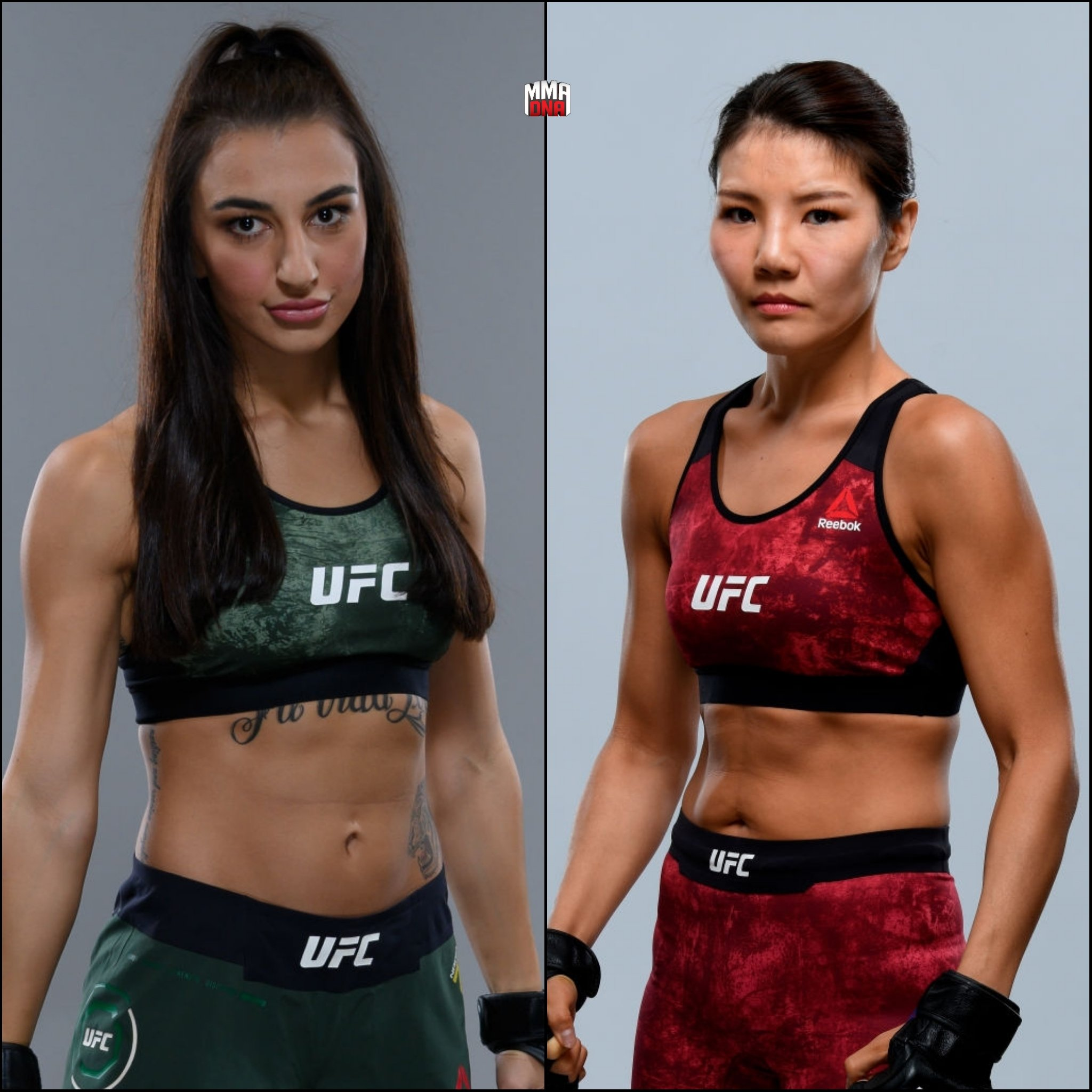 Nadia Kassem will fight Ji Yeon Kim at #UFC243 in Melbourne, Victoria, Australia. (Oct. 5, 2019). #UFC #MMA #UFCMelbourne #WMMA https://t.co/pGlG0IuYmC
