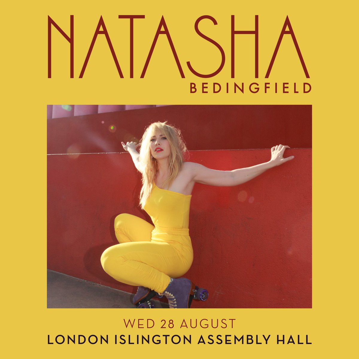 London! Pre-sale tickets are available now! Can't wait to see you all.. https://t.co/fz0pGf26Pz ???? https://t.co/g74KJ2Y5XM